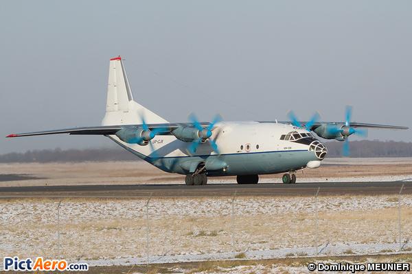 cargo (Aero Charter Ukraine)