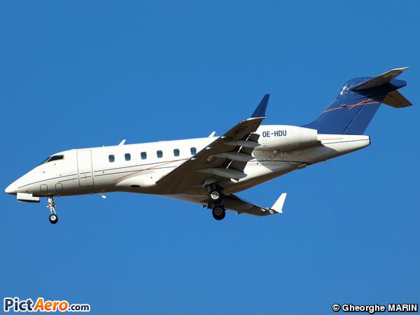 Bombardier BD-100-1A10 Challenger 300 (Amira Air)
