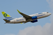Boeing 737-73V/WL (HK-4641)