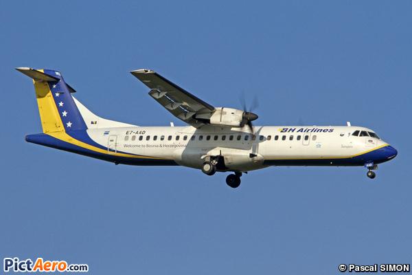ATR 72-212 (BH Airlines)