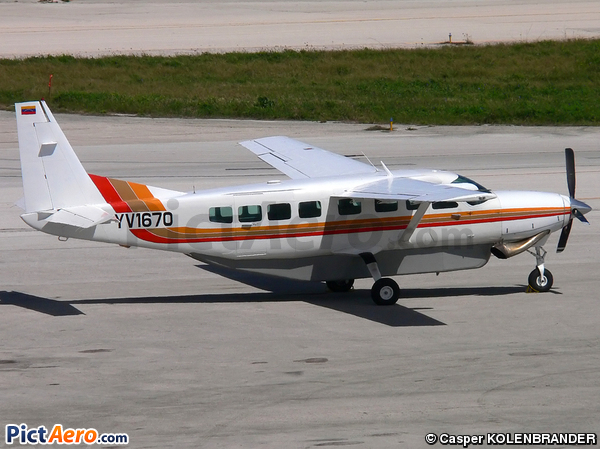 Cessna 208B Grand Caravan (RUTACA)