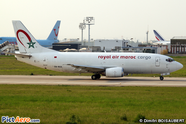 Boeing 737-3M8/SF (Royal Air Maroc - RAM Cargo)