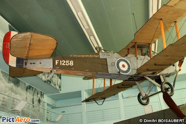 De Havilland DH-9 (United Kingdom - Royal Air Force (RAF))