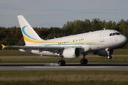 Airbus A318-112CJ Elite (9H-AFT)