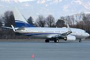 Boeing 737-7Z5/BBJ (A6-RJY)