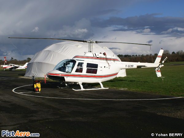 Augusta/Bell AB-206B JetRanger II (Héli-pro-passion)