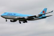 Boeing B747-4B5 (HL7491)
