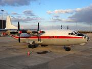 Antonov An-12BK (UR-CAG)