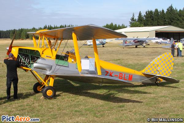 De Havilland DH-82A Tiger Moth (Private)
