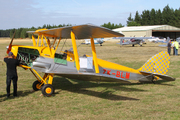 De Havilland DH-82A Tiger Moth (ZK-BLM)