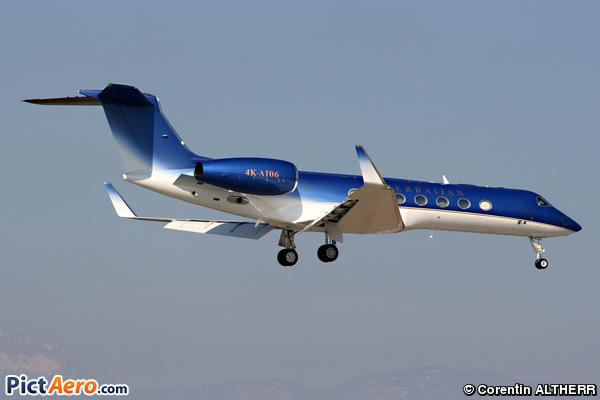 Gulfstream Aerospace G-550 (G-V-SP) (Azerbaijan - Government)