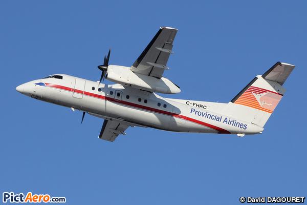 De Havilland Canada DHC-8-102 (Provincial Airlines)