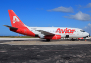 Boeing 737-2Y5 (A) (YV488T)