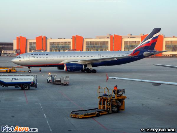 Airbus A330-243 (Aeroflot)