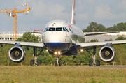 Airbus A320-232 (G-TTOF)