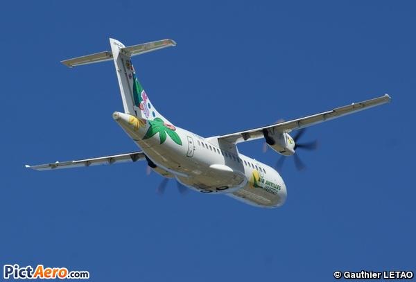 ATR 42-500 (Air Antilles Express)