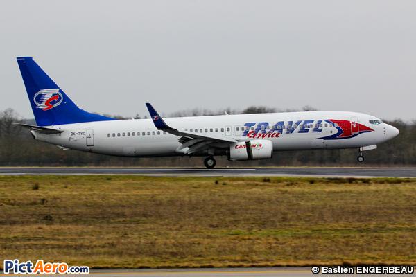 Boeing 737-8CX/WL (Travel Service)