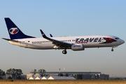 Boeing 737-86N (OM-TVR)