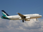 Airbus A320-233 (9V-SLK)