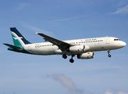 Airbus A320-233 (9V-SLC)