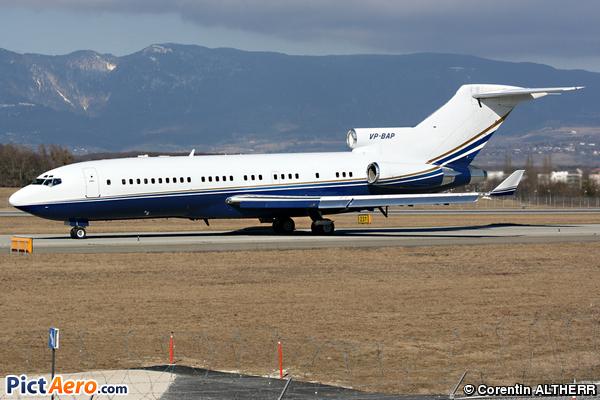 Boeing 727-21 (Privé)