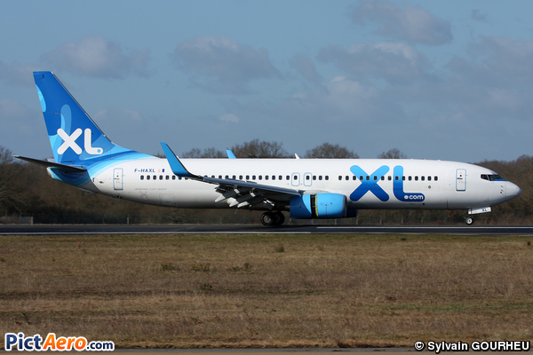 Boeing 737-8Q8 (XL Airways France)