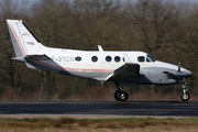 Beech C90A King Air  (F-GTCR)