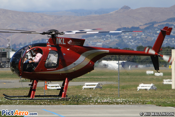 Hughes 369D (Mountain Helicopters)