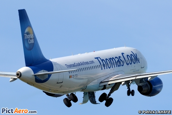 Airbus A320-214 (Thomas Cook Airlines Belgium)