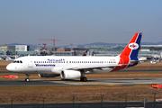 Airbus A320-233 (7O-AFA)