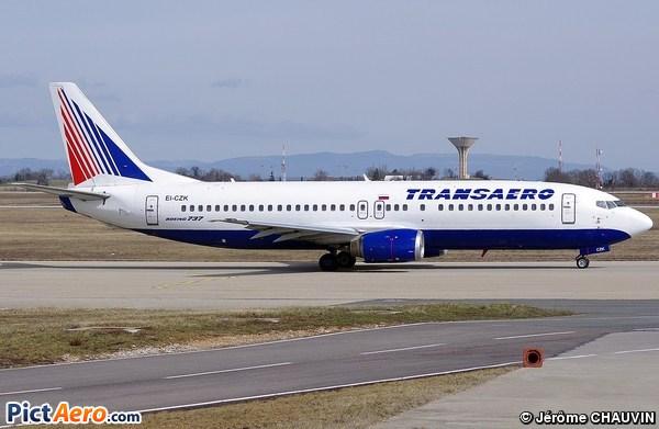 Boeing 737-4Y0 (Transaero Airlines)