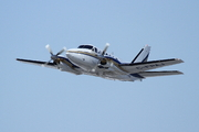 Beechcraft A100 King Air (C-FPAJ)