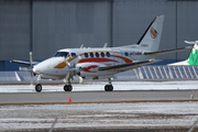 Beechcraft A100 King Air (C-GIZX)