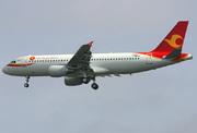 Airbus A320-232 (F-WWDM)