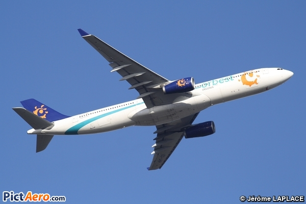 Airbus A330-343E (ORBEST)
