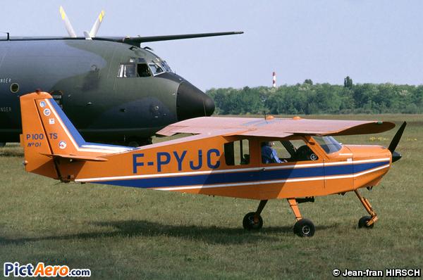 Pottier P100 TS (Jacques Chalard)