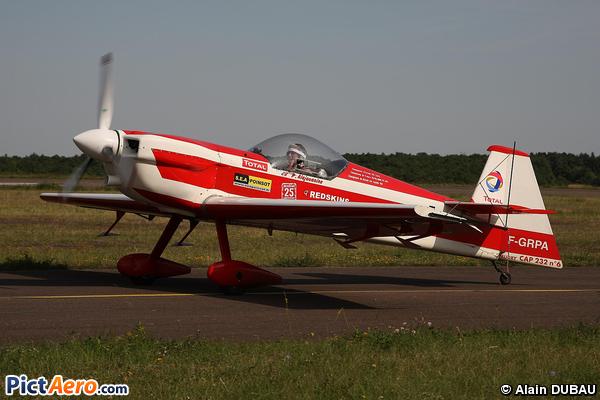 CAP Aviation CAP-232 (Association AVA - Amicale de Voltige Aérienne)