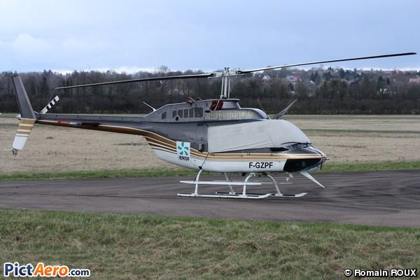 Bell 206B JetRanger II (Air Touraine Hélicoptère)