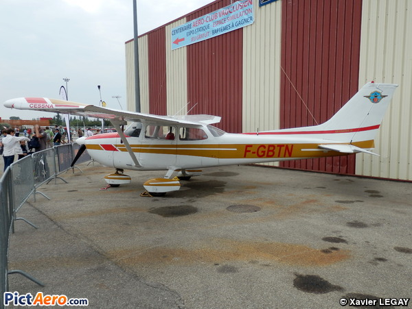 F 172 N (Aéroclub Vauclusien)