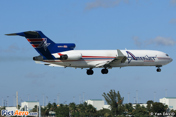 Boeing 727-233/Adv(F)  (Amerijet International)