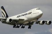 Boeing 747-230B(SF) (N760SA)