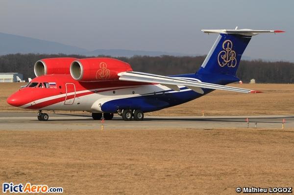 Antonov An-74-200 (Shark Ink)