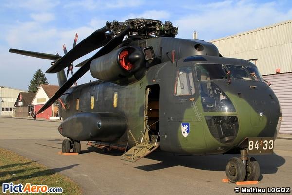 CH-53G (S-65) (Germany - Army)