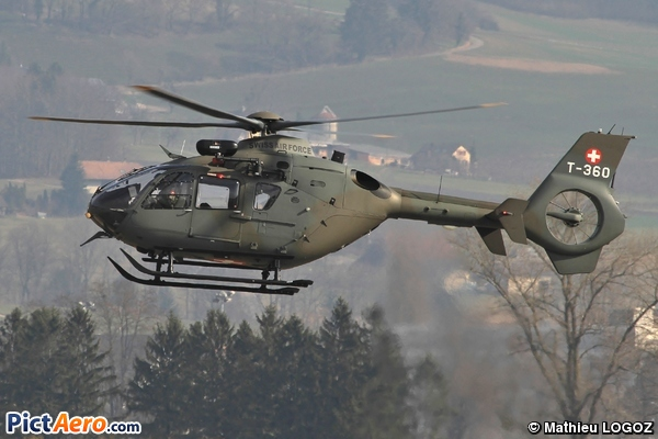 Eurocopter EC-635 P2+ (Switzerland - Air Force)