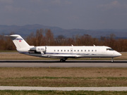 Bombardier Challenger 850 (Canadair CL-600-2B19 Challenger 850) (OE-IKG)