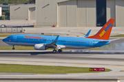 Boeing 737-8K5(WL (G-FDZA)