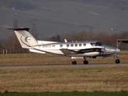 Beech Super King Air 200 (G-WNCH)