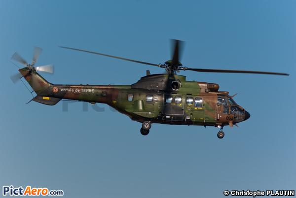 Aérospatiale AS-532UL Cougar (Armée de Terre)