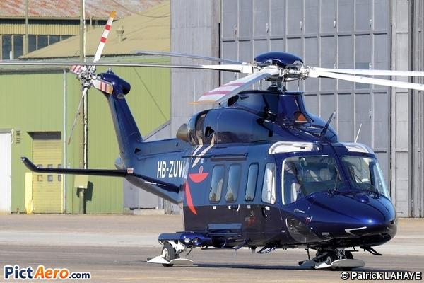 Agusta AB-139 (AW-139) (Swiss Jet)