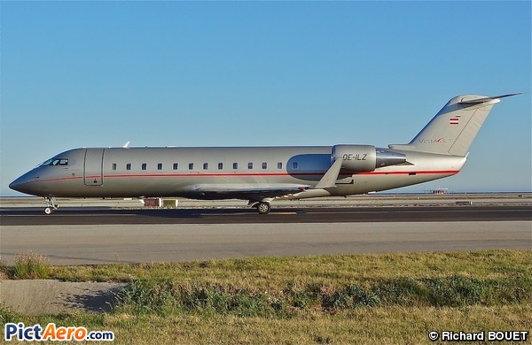 Canadair CL-600-2B19 challenger 850 (VistaJet)
